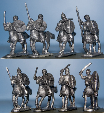 15RAE-109 Medium/light Cavalry