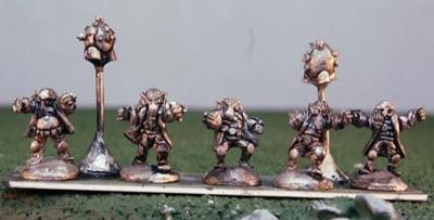 15ALN-116 Fereen Infantry Unit with Orbs