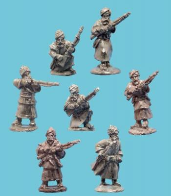 15NWP-03 Tribesmen with Rifles
