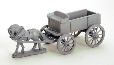 BMM1307 Small Farm Wagon