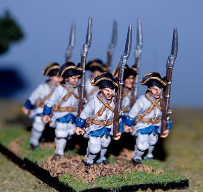 BMM310B French Troopers