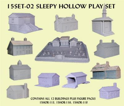 15SET-02 Sleepy Hollow Play Set